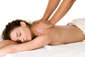 49% Off Services at Massage By Connie, plus 6.0% Cash Back from Ebates.