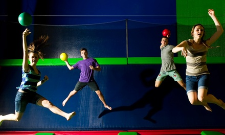 $13 for Unlimited Jump Pass for One Person at Big Air Trampoline Park ($20 Value)