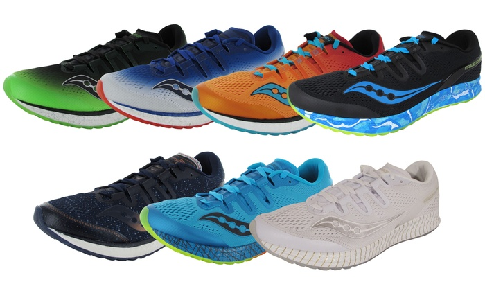 3ece5d25fe7e Saucony Men s Freedom ISO Running Shoes