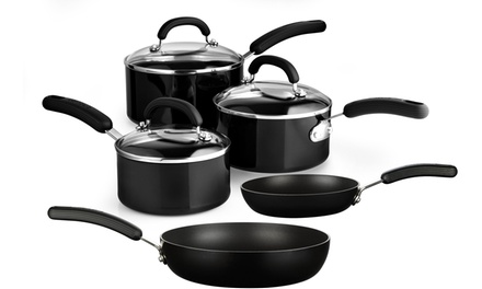 Circulon FivePiece Aluminium Cookware Set With Free Delivery