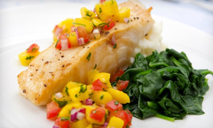 Laguna Cafe - South Hill: American Cuisine for Dinner or Lunch at Laguna Cafe (Half Off)