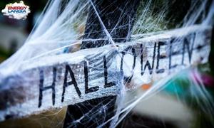 Rodzinny Park Rozrywki EnergyLandia: Klimat Halloween w Energylandii: bilety na całodzienną zabawę od 79,99 zł