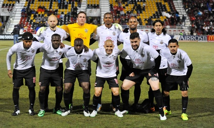 $10 for One Ticket to See a San Antonio Scorpions Soccer Match at Toyota Field on May 9 ($18.15 Value)