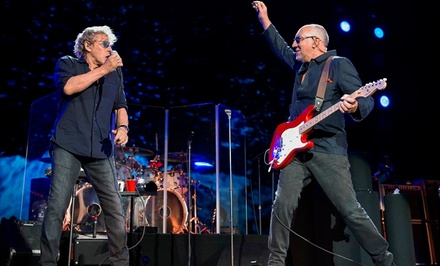 The Who: Moving On! on September 10 at 7:30 p.m.