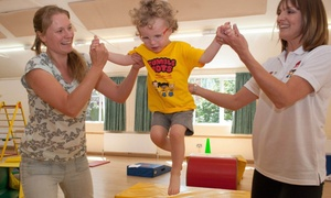 Tumble Tots Northampton: Eight Classes for Toddlers and Small Children with 12-month membership at Tumble Tots Northampton (49% Off)