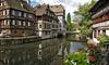 Strasbourg : chambre Deluxe avec petit-déjeuner et parking