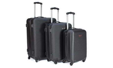 Set de 3 maletas de viaje