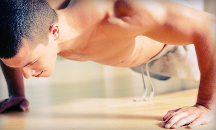 Rock Hard Fitness - Anchorage: $69 for 12 Saturday Boot-Camp Sessions from Rock Hard Fitness ($249 Value)