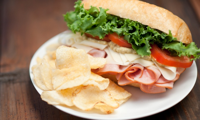 The Dugout Cafe' Bagels & Deli - Montville: American, Greek, and Italian Food at The Dugout Cafe' Bagels & Deli (50% Off). Two Options Available.