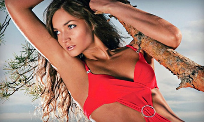 The Tan Tan Lounge - Green Valley South: One or Two Airbrush Spray Tans at The Tan Tan Lounge (Up to 55% Off)
