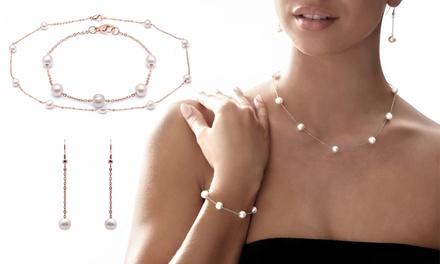 Parures perles naturelles
