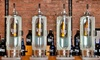 Liquor Management LLC - Multiple Locations: 64oz. Growler or Fill at Crown Wine & Spirits Growler Station (Up to 47% Off)