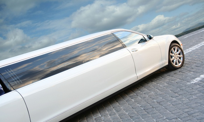 Joe Limo - San Francisco: $299 for Five Hours of Limousine Service from Joe Limo ($625 Value)