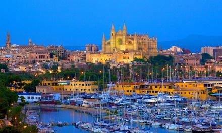Mallorca: habitación doble o twin para 2 personas con opción desayuno y cena en Hotel Amic Gala