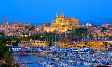 Mallorca: habitación doble o doble superior para 2 personas con opción desayuno en Hotel Amic Gala