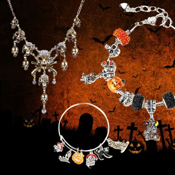 e852f72d92b3e1 Halloween Jewelry with Shipping - Novadab | Groupon