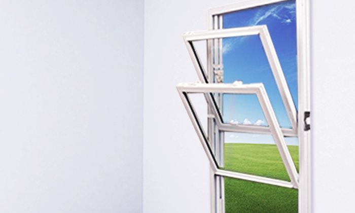 Brookside Home Improvement, Inc. - Forest Park: $1,999 for Five Energy Star Vinyl Windows with Installation from Brookside Home Improvement, Inc. (Up to $3,350 Value)