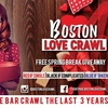 25% Off Ticket to Boston Love Crawl