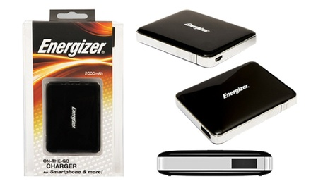 Energizer Travel Power Bank