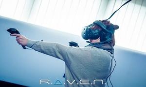R.A.V.E.N: Une experience de réalité virtuelle de 1h pour 4 à 8 personnes à partir de 59,98 chez RAVEN à Zaventem.