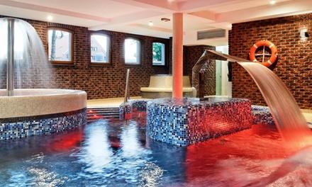 Mazury: 2-8 dni dla 2-3 osób z wyżywieniem i więcej w Pałacu Mortęgi Hotel & SPA 4*