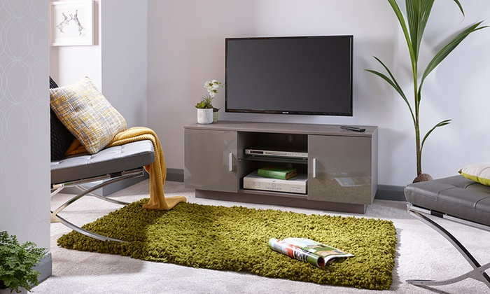 Rio High-Gloss TV Cabinet in Choice of Colour