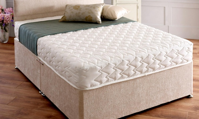 Superior Memory Comfort Mattress from £55 With Free Delivery