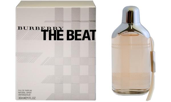 Eau de parfum Burberry The Beat para mujer