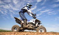 One-Hour Quad Bike Trek for Up to SIx at Liverpool Quad Biking (53% Off)