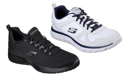 Scarpe da uomo Skechers disponibili in 2 modelli e diverse misure