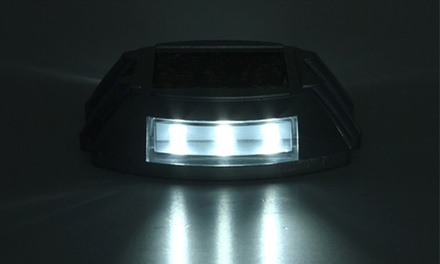 Solar 6-LED Outdoor Path Light