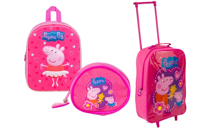 Peppa Pig Bags And Accessories