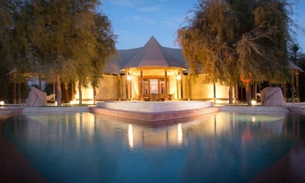 Al Ain: 1 Night for Two with Breakfast, Romantic Setup in Room and Heart Shape Cake at 5* Telal Resort