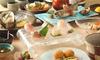 東京都/日本橋・神田 ≪産地直送の旬魚コース「瑠璃」全11品/刺身、旬の魚料理など≫