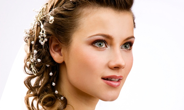 Vanessa Bridal & Image - Natick: $58 for Haircut, Style, and Partial Highlights at Vanessa Bridal & Image ($140 Value)