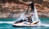 35-Minute Flyboarding Experience