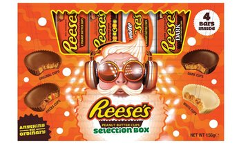 Hershey's or Reese's Box