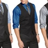 Braveman Slim-Fit Dress Shirt, Vest, and Tie