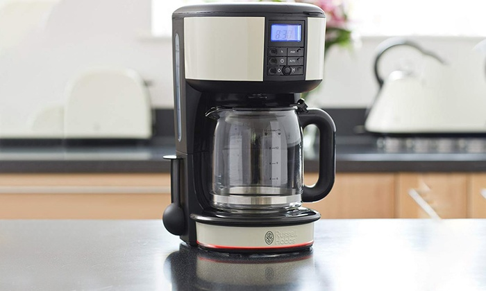 Up To 60 Off Russell Hobbs Legacy Coffee Maker Groupon