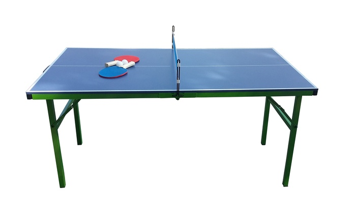 Ping pong beer pong tafel groupon goods