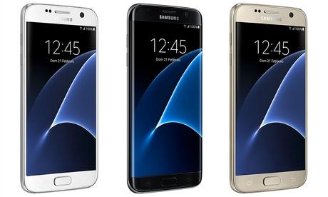 Samsung Galaxy S7 o S7 Edge da 32GB ricondizionati disponibili in 3...