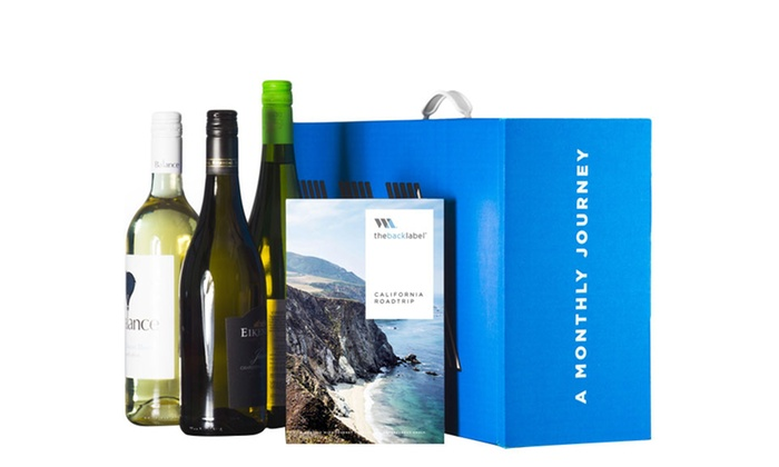 Wine Awesomeness: $24.99 for a One-Month Wine Membership from Wine Awesomeness ($45 Value)