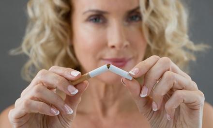 Sesión de terapia láser para dejar de fumar para 1 o 2 personas desde 34,90 € en Clínicas Láser Fusión