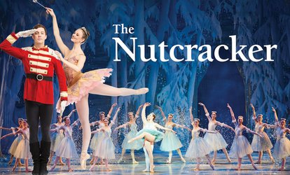 "image for Saint Louis <strong>Ballet</strong> Presents: ""The Nutcracker"" (December 15–23)"