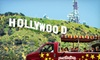 Hollywoodland Tours, Inc - Central LA: Hollywood and Sign Tour for One, Two, or Four from Hollywoodland Tours (Up to 53% Off)