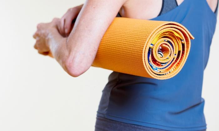 YogaLove Oakland - Prescott: 10 or 20 Yoga Classes at YogaLove Oakland (Up to 88% Off)