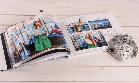 1 o 2 fotolibros de tapa dura y formato A4 de 40 o 60 páginas o 1 fotolibro de 28 páginas desde 1,99 € en Colorland