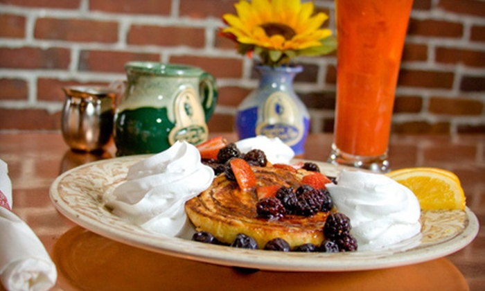 Another Broken Egg - Durham: Southern Café Food at Another Broken Egg (Up to 52% Off). Two Options Available.
