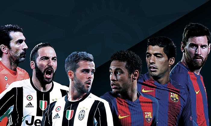 Image result for juventus vs barcelona