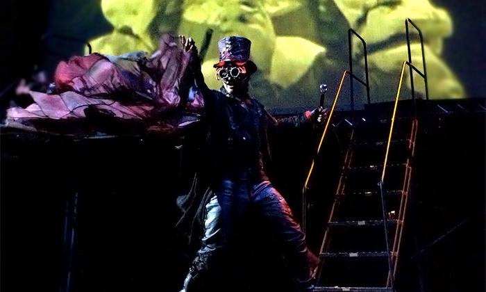 """The Phantom of the Opera"" - The Los Angeles Theatre Center: ""The Phantom of the Opera"" at The Los Angeles Theatre Center on December 12 or 13 (Up to 31% Off)"